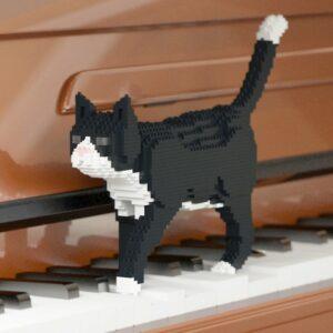 Katt i lego