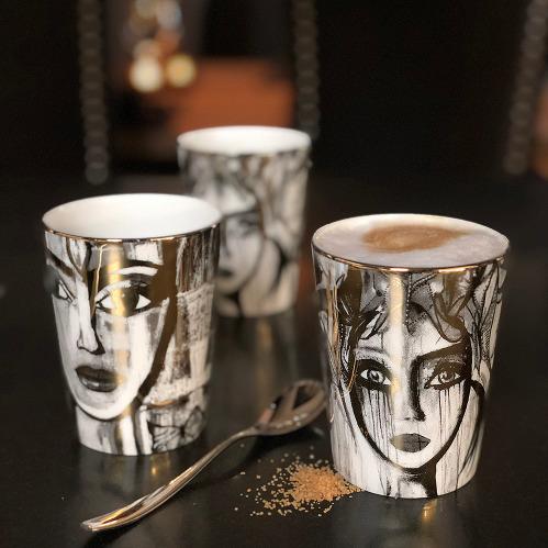carolina gynning kaffemuggar