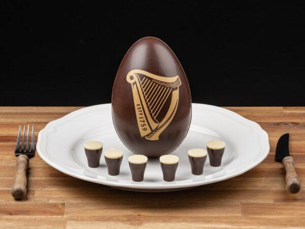 Guinness choklad