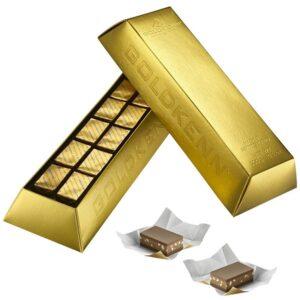 Guldtacka med choklad