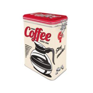 Kaffeburk kaffe