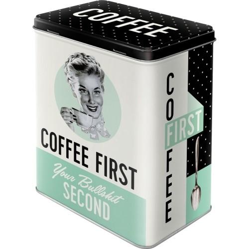 Kaffeburk retro