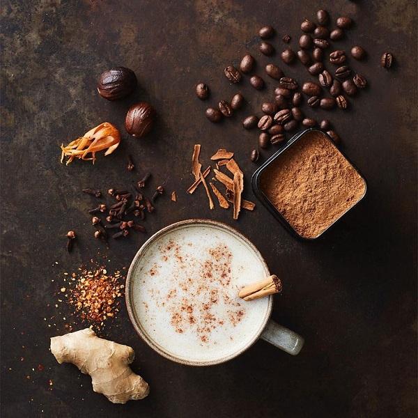 kryddor till kaffet