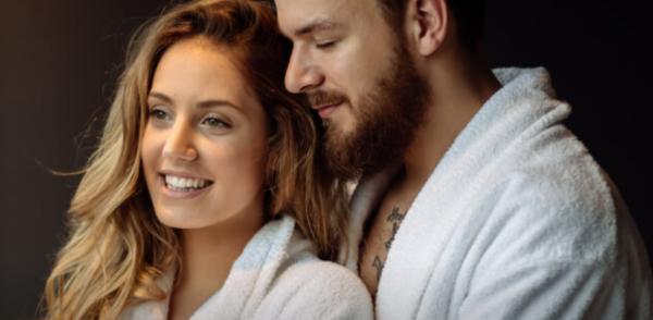 spa i bröllopspresent