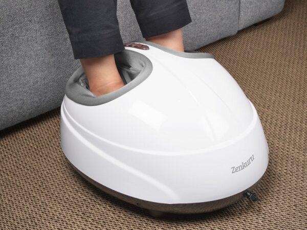 Zenkuru fotmassage