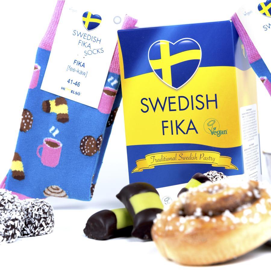 Swedish fika produkter