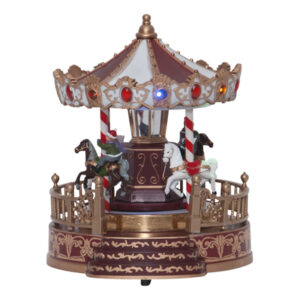 Julby med karusell