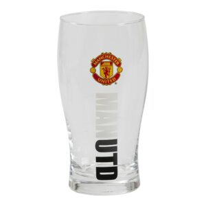 Ölglas Manchester united